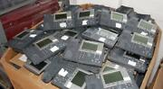 Cisco Cp-7942g Lot Of 200 7942g 2 Button Sccp Voip Poe Parts Only