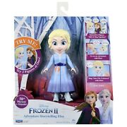 Dizney Frozen 2 Storytelling Elsa With 50 Phrases And Sounds