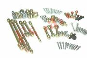 Body Chassis Frame Fixing Stud Nut Bolt Kit Fits Royal Enfield Bullet 350cc @ca