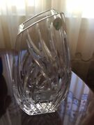 Waterford Crystal Lismore Large Square Vase 10andrdquo