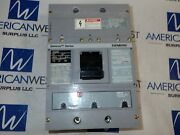 Siemens Ite Hld63f600 Hld63b300 600a Frame With 300 Amp Trip 3p Breaker - Tested