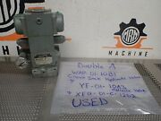Double A Wap-01-10b1 Circuit Stak Hydraulic Valve And Yf-01-10a3 And Xfq-01-c-12d2
