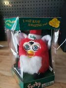 Electronic 1999 Limited Edition Furby 70-885 Christmas New In Box Hasbro Rare
