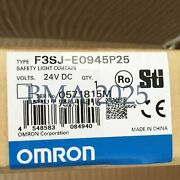 1pc New Omron Safety Grating F3sj-e0945p25 F3sje0945p25 One Year Warranty