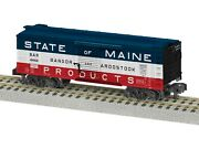 American Flyer Bangor And Aroostook Freight Sounds Boxcar 2019010 Made By Lionel