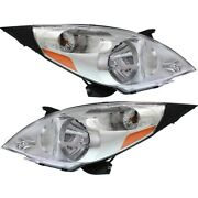 Headlight Lamp Left-and-right For Chevy Gm2503368 Gm2502368 95281469 95281468