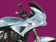 Gimbel Half Shell Suzuki Gsf 600/1200 Bandit Gn77b/gv75a 95-00 With Tüv And