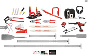 Glass Removal Kit With Raptor Auto Glass Cut Out Device And Windshield Tool