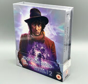 Doctor Who Classic Collection Series Season 12 Blu-ray Sealed Tom Baker Not Dvd