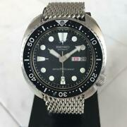 Seiko Diver 3rd Automatic 6306-7001 Day Date Vintage Men's