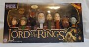 Lord Of The Rings Lotr Pez Limited Edition 3971 Walmart Exclusive Eye Sauron Mib