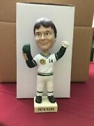 Pete Rose Normal Cornbelters Bobblehead 2015 Rare Less Than 1,000 Made Reds
