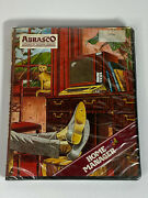 Commodore 64/128 - Boxed Complete, Tested - Abrasco 'home Manager' Disc