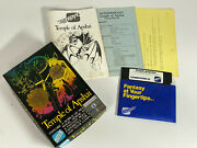 Temple Of Apshai Disc Game For The Commodore 64 / C64 - Big Box Complete