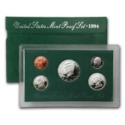 1994 United States Mint Proof Set Near Perfect Original Government Package Ogp