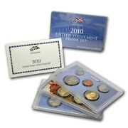 2010 United States Mint Proof Set Near Perfect Original Government Package Ogp