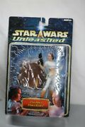 Star Wars Unleashed Notorious And039perkyand039 Padme Amidala Action Figure Blue Card