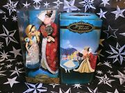 Disney Fairytale Collection Alice And The Queen Of Hearts Limited Edition Dolls