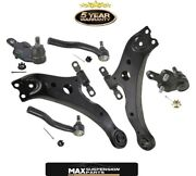 Toyota Camry Le Se Xle Lower Control Arms Ball Joints Outer Tie Rods Ends Avalon
