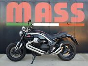 Massmoto Exhaust Full-system 2in2 Thesis Silencers New Moto Guzzi Griso 1200 8v
