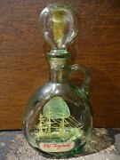 Old Fitzgerald Straight Bourbon Whiskey 100 Proof Decanter/bottle