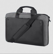 Nwot Authentic Hp 15.6 Gray/ Black Slim Top Load Laptop/notebook Carrying Case