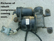 Gm Oem Air Compressor W/ Rebuilt Dryer Andnewparts Tested 20-point Inspection 779c