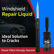 Super Pdr Diy Windshield Repair Kit Tools For Car Windscreen Glass Chip Crack Us