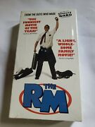 The Rm - Vhs Video Tape - R.m. Movie - 2003 - Morman Comedy
