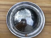 Vintage 1950s Oem Plymouth 15andrdquo Hubcap Wheel Cover Rat Rod