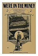 Weand039re In The Money Depression America And Its Films Paperback A