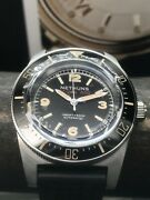 Nethuns Scuba 500 Black Dial Automatic 500m 41mm Stainless Steel Sold Out