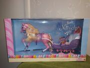Barbie In The Nutcracker. Marzipan And The Candy Sliegh Nib