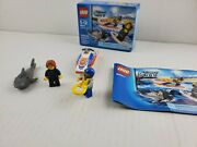 Lego Surfer Rescue 60011 Free Shipping