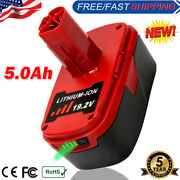 5000mah For Craftsman C3 19.2 Volt Xcp Cordless Drill Driver Lithium Ion Battery