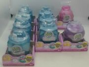 Pikmi Pops Surprise Cheeki Puffs Scented Shimmer Puff Small Lot Of 9