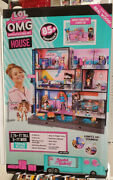 New 2020 Lol Surprise Omg Fashion Doll House Real Wood And Furniture Ship Now 🚚🚚
