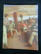 The Magazine Antiques 1978 Carpet Museum Of Iran Hatfield House Pa 2 Hoof Spoons