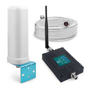 3g 4g Lte Band 12/13/17/5 700/850mhz Mobile Phone Signal Booster Kit Voice Data