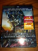 Transformers Revenge Of The Fallen - 2-disc Special Edition - Blu-ray