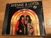 Svenne And Lotta Oldies But Greatest 2 Cd 14 Track Cmc Records Denmark Ncb New