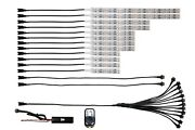 Harley Davidson Softail Color Changing Bluetooth Led Light Kit With Remote