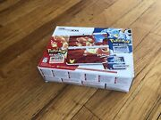 Nintendo 3ds Pokemon 20th Anniversary Red And Blue Edition Console Bundle Yw701