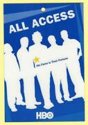 Hbo Entourage Premiere Screening June 28 2004 All Access Pass