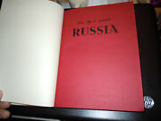 The H.c.goss Russia. Hc Book. February 19th And 20th 1958 84 Pages.