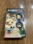 Funko Pop - Funkoverse Strategy Game The Golden Girls 100 - Expandalone