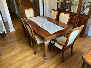 Impressions By Thomasville Entire Mahogany Dining Room Set New Low Price