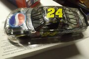 Jeff Gordon Lot Of Two 124 Diecast Action Clear 1995 Revell