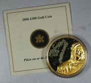 Canada - 2006 300 14k Gold Proof Coin - Canadarm