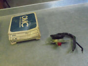 Vintage New Old Stock Omc Johnson Evinrude Shift Switch 384042